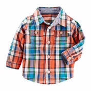 Oshkosh Long Sleeve T-Shirt-Baby Boys