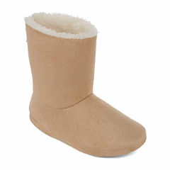 Mixit Microsuede Bootie Slippers