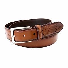 Florsheim Montinaro 32 Mm Full Grain Leather Belt