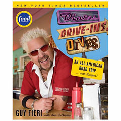 Diners, Drive-ins and Dives: An All-American Road Trip…+ Recipes!
