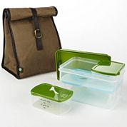 Fit & Fresh® Men's Classic Lunch Bag Kit