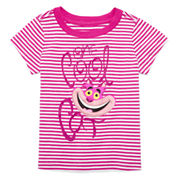 Disney Baby Collection Cheshire Graphic Tee - Baby Girls newborn-24m