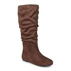 Journee Collection Rebecca Slouch Boots - Wide Calf