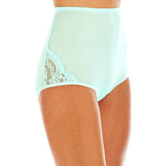 Vanity Fair® Lace-Trim Briefs - 13001