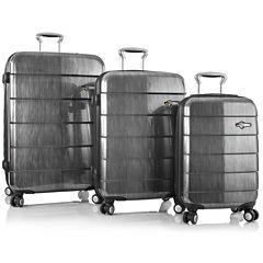 Heys® Cronos Elite 3-pc. Hardside Spinner Luggage Set