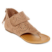 Arizona Tully Womens Flat Sandals