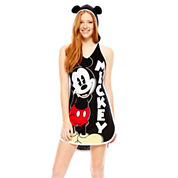 Disney Sleeveless Hooded Nightshirt