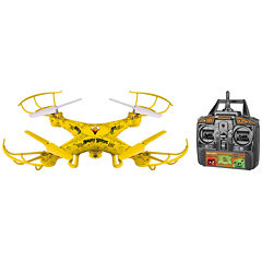 Angry Birds Licensed Chuck Squak-Copter 4.5CH 2.4GHz RC Camera Drone