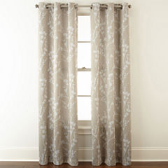 Monterey 2-Pack Room Darkening Grommet-Top Curtain Panels