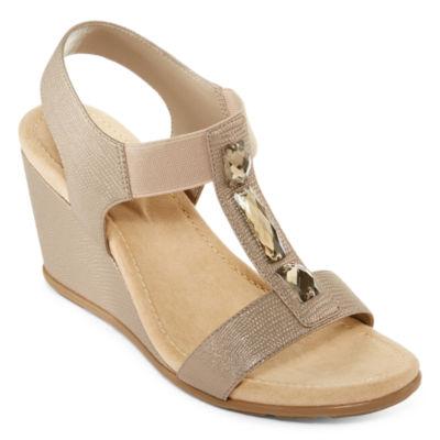 St. Johns Bay Loretta Wedge Sandals
