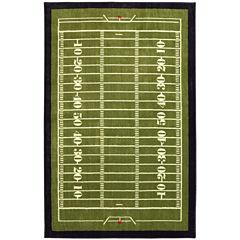 Mohawk Home® Field Green Rectangular Rug