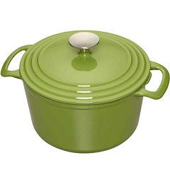 Cooks 3½-qt. Enameled Cast Iron Dutch Oven