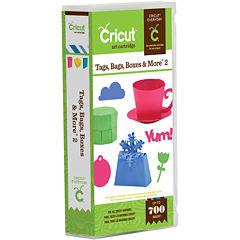 Cricut® Shape Cartridge—Tags, Bags, Boxes & More 2