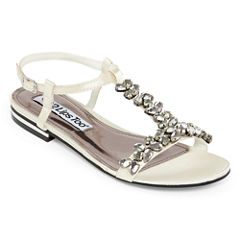 2 Lips Too Fiona Womens Strap Sandals