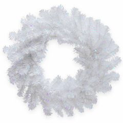 National Tree Co. Tinsel Indoor/Outdoor Christmas Wreath