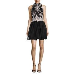 Love Reigns Sleeveless Dress Set-Juniors