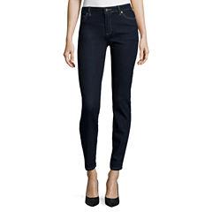 Liz Claiborne Skinny Jeans-Talls