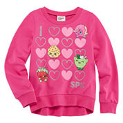 Shopkins Long Sleeve Sweatshirt - Big Kid