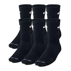 Nike® Mens 6-pk. Dri-FIT Crew Socks