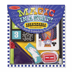 Melissa & Doug® Magic in a Snap Abracadabra Collection