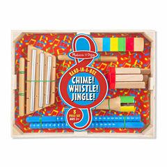 Melissa & Doug® Band-in-a-Box Chime! Whistle! Jingle!