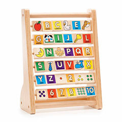 Melissa & Doug® ABC - 123 Abacus