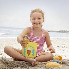 Melissa & Doug® Speck Seahorse Sand Ice Cream Set
