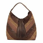 Imoshion Marlowe V Patch Hobo Bag