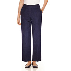 Alfred Dunner Uptown Girl Denim Regular Fit Jeans