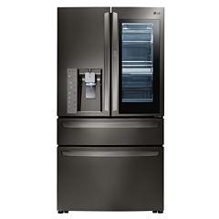 LG 30 cu. ft InstaView™ Door-in-Door® Refrigerator