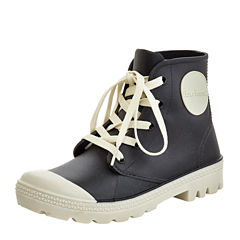 Henry Ferrera Womens Rubber Material Boots