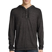 i jeans by Buffalo Calmas Long-Sleeve Knit Hoodie
