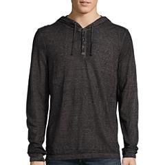 i jeans by Buffalo Calmas Long-Sleeve Knit Hoodie