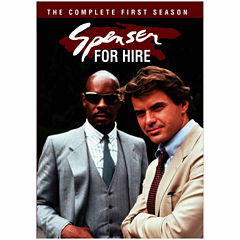Spenser For Hire: The Complete First Season - 6 Discs - DVD