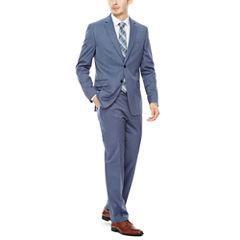 JF J. Ferrar® Birdseye Suit Separates - Classic Fit