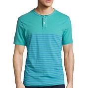 Arizona Stripe Henley Shirt