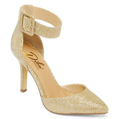 Diba® London Pizazz Ankle-Strap Pumps