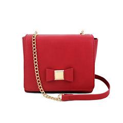 Olivia Miller Kinsley Bow Crossbody Bag