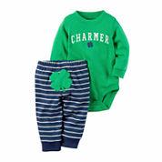 Carter's Boys 2-pc. Layette Set-Baby