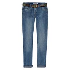 Vgold Skinny Fit Jeans Big Kid Girls