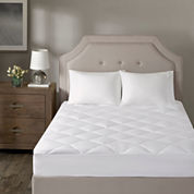 Madison Park Avalon 1000tc Cotton Blend Quilted Mattress Pad