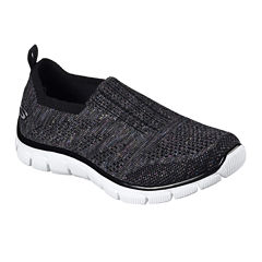 Skechers Empire Round Up Womens Slip-On Shoes