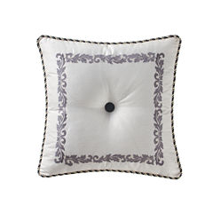 Marquis By Waterford Desire 16x16 Square Throw Pillow