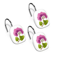 Popular Bath Jasmine Shower Curtain Hooks