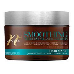 Nth Degree Smoothing Moroccan Argan Oil & Keratin Hair Mask - 6.8 oz.