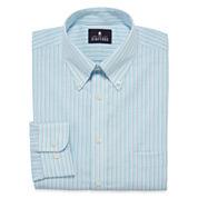 Stafford® Travel Wrinkle-Free Oxford Dress Shirt