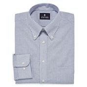 Stafford® Travel Winkle-Free Oxford Dress Shirt