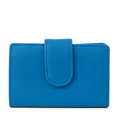 Mundi S&P Saffiano RFID Blocking Indexer Wallet
