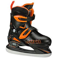 Lake Placid Nitro 8.8 Adjustable Ice Skates - Boys