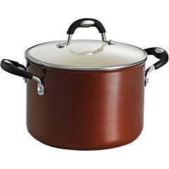 Tramontina® Style Ceramica 6-qt. Porcelain Enamel Sauce Pot